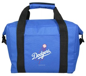 Los Angeles Dodgers Kolder 12 Pack Cooler Bag