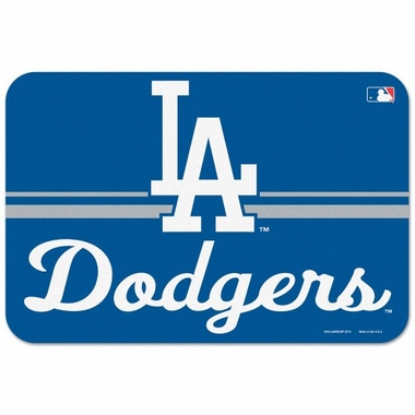 Los Angeles Dodgers 20 x 30 Mat