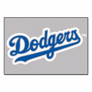 Los Angeles Dodgers 20 x 30 Rug
