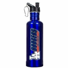 Los Angeles Dodgers 26oz Stainless Steel Water Bottle (Team Color)
