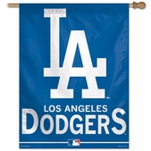 Los Angeles Dodgers Flags & Outdoors