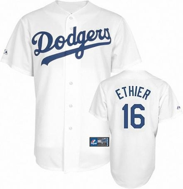 Los Angeles Dodgers Andre Ethier YOUTH Replica Player Jersey