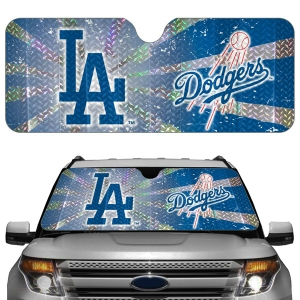Los Angeles Dodgers Auto Sun Shade