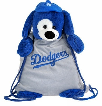 Los Angeles Dodgers Backpack Pal