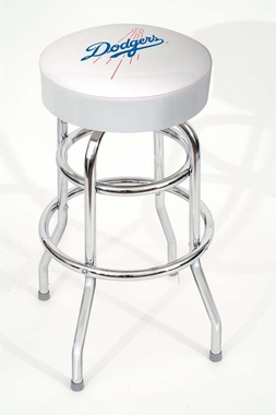 Los Angeles Dodgers Bar Stool