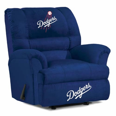 Los Angeles Dodgers Big Daddy Recliner