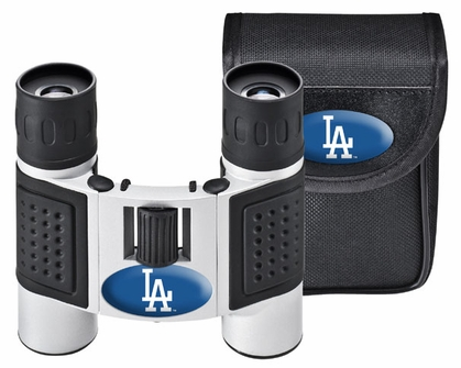 Los Angeles Dodgers Binoculars and Case