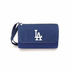 Los Angeles Dodgers Blanket Tote (Navy)