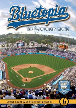Los Angeles Dodgers Bluetopia: The LA Dodgers Movie DVD