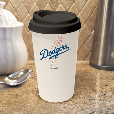 Los Angeles Dodgers Ceramic Travel Cup