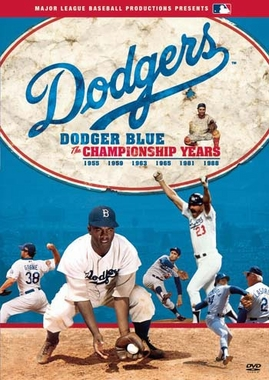 Los Angeles Dodgers Dodger Blue DVD