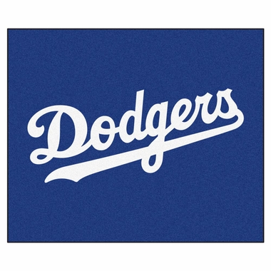 Los Angeles Dodgers Economy 5 Foot x 6 Foot Mat