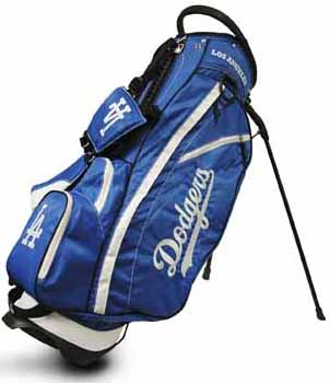 Los Angeles Dodgers Fairway Stand Bag