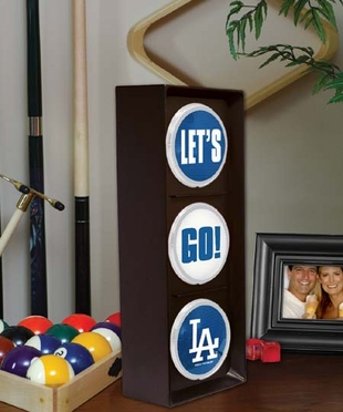 Los Angeles Dodgers Flashing Stop Light