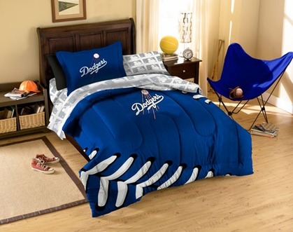 Los Angeles Dodgers Full Bed in a Bag