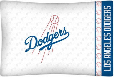 Los Angeles Dodgers Individual Pillowcase