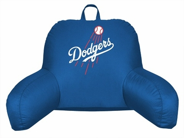 Los Angeles Dodgers Jersey Material Bedrest