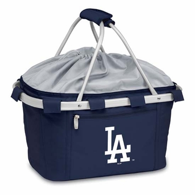 Los Angeles Dodgers Metro Basket (Navy)