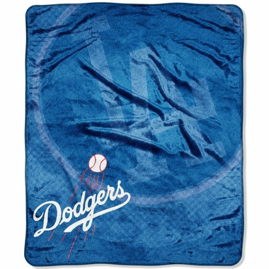 Los Angeles Dodgers Plush Blanket