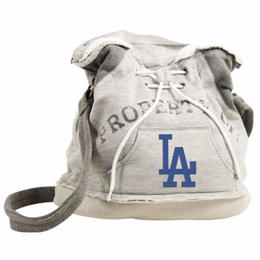 Los Angeles Dodgers Property of Hoody Duffle
