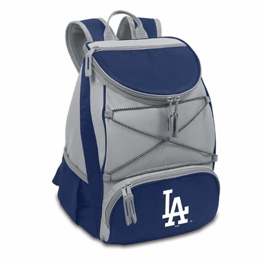 Los Angeles Dodgers PTX Backpack Cooler (Navy)