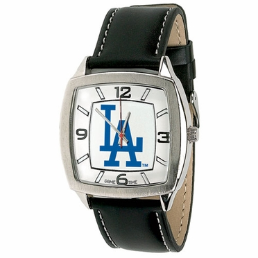 Los Angeles Dodgers Retro Mens Watch