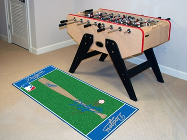 Los Angeles Dodgers Runner Rug