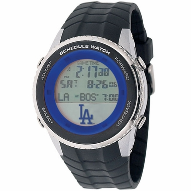 Los Angeles Dodgers Schedule Watch