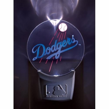 Los Angeles Dodgers Set of 2 Nightlights