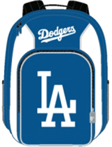 Los Angeles Dodgers Southpaw Youth Backpack