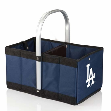 Los Angeles Dodgers Urban Picnic Basket (Navy)
