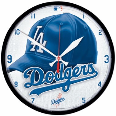 Los Angeles Dodgers Wall Clock
