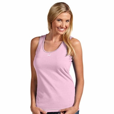 Los Angeles Dodgers Womens Sport Tank Top (Color: Pink)