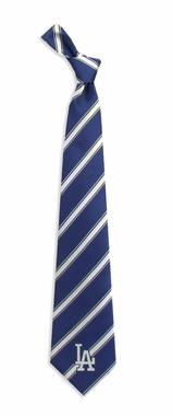Los Angeles Dodgers Woven Poly 1 Necktie