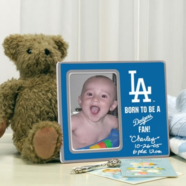 Los Angeles Dodgers Youth Picture Frame