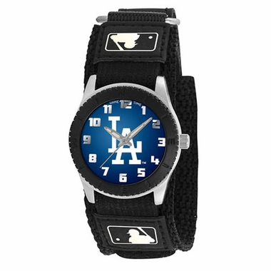 Los Angeles Dodgers Youth Rookie Watch (Black)