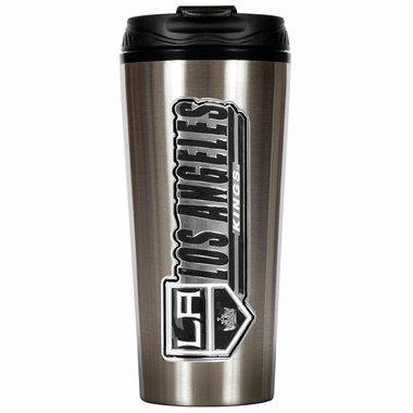 Los Angeles Kings 16 oz. Thermo Travel Tumbler