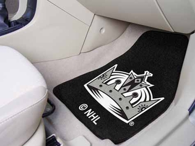 Los Angeles Kings 2 Piece Car Mats