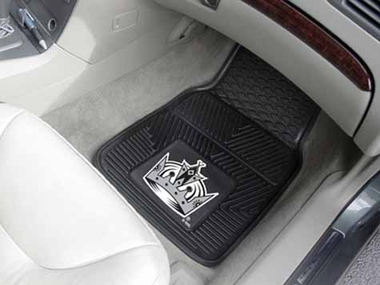 Los Angeles Kings 2 Piece Heavy Duty Vinyl Car Mats