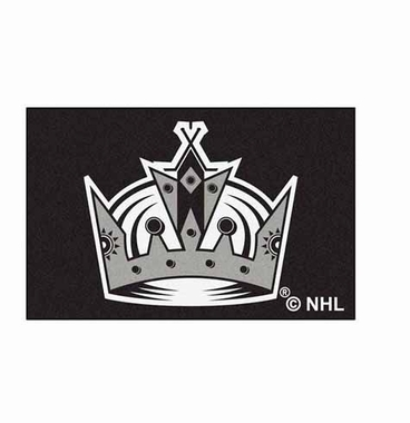 Los Angeles Kings 20 x 30 Rug
