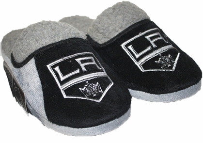 Los Angeles Kings 2012 Sherpa Slide Slippers