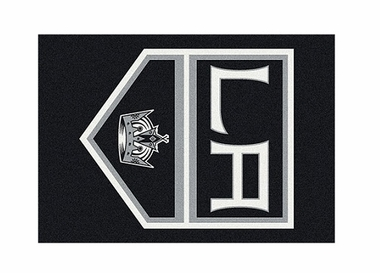"Los Angeles Kings 3'10"" x 5'4"" Premium Spirit Rug"