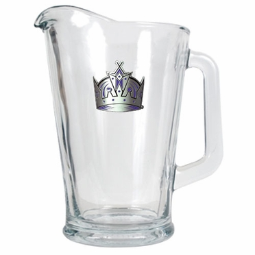 Los Angeles Kings 60 oz Glass Pitcher