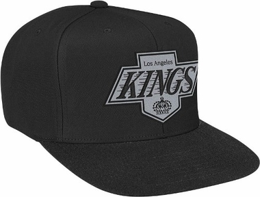 Los Angeles Kings Basic Logo Snap Back Hat