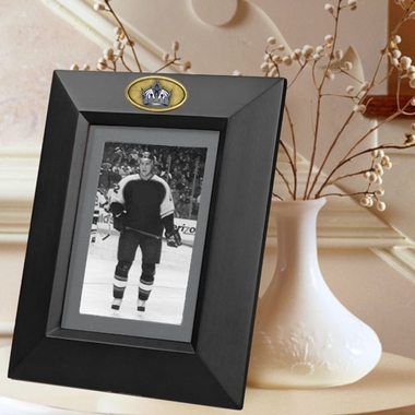 Los Angeles Kings BLACK Portrait Picture Frame