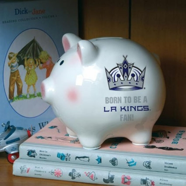 Los Angeles Kings (Born to Be) Piggy Bank