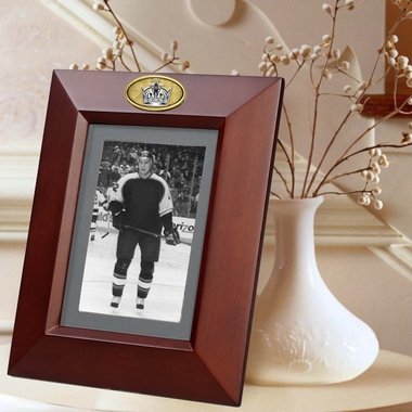 Los Angeles Kings BROWN Portrait Picture Frame