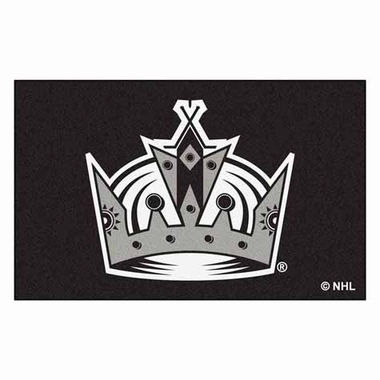 Los Angeles Kings Economy 5 Foot x 8 Foot Mat