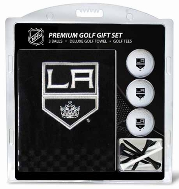 Los Angeles Kings Embroidered Towel Gift Set