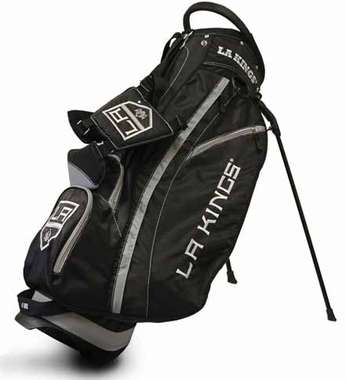 Los Angeles Kings Fairway Stand Bag